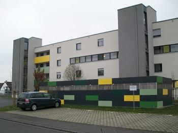 1230. Sanierung Wohnanlage Fichtenweg 16-20 in Aschaffenburg