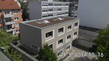 1249. Wohngruppengebäude Sozialdienst kath. Frauen, Würzburg