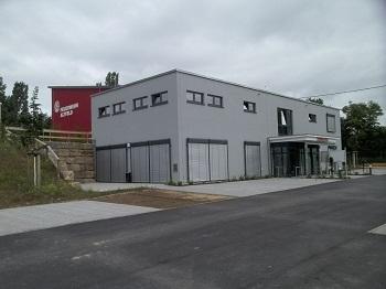 1271. Neubau Feuerwehrgerätehaus Marktheidenfeld-Altfeld