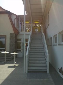 1188. Umbau kath. Kindergarten Eisingen – Integration einer Kinderkrippe