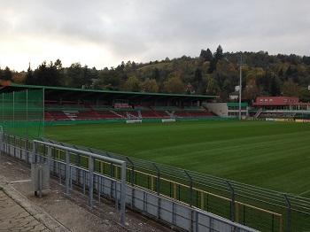 1283. Stadionmodernisierung Flyeralarm-Arena, Würzburg